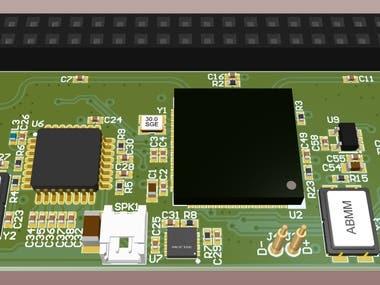 Raspberry Pi Zero sensor board v2