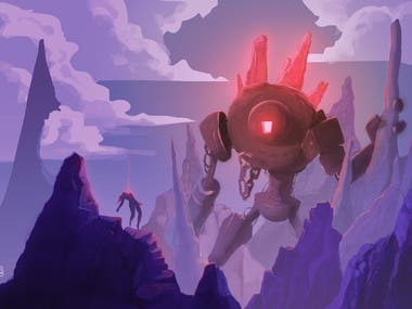 A Sacrifice to the Iron God