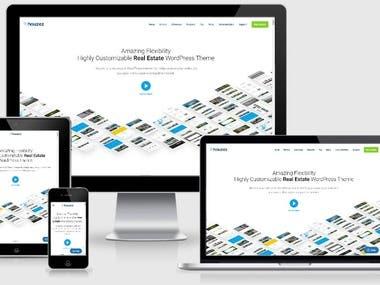 Houzez Real Estate Website Wordpress
