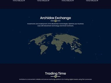 Exchange Site Development