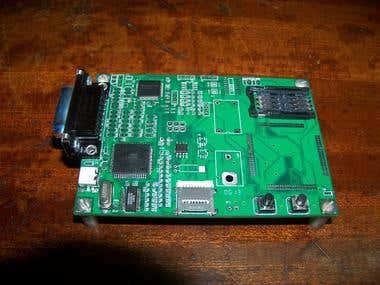 ECG GPS/GSM BLUETOOTH