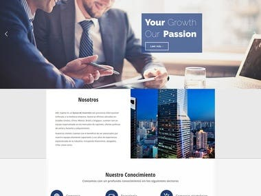 ARC Capital Website