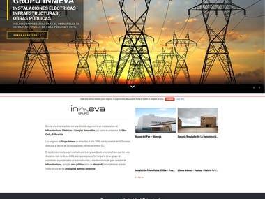 Inmeva Holdings - Website