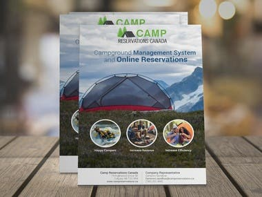 Camp Reservation Canada