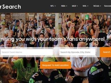 Fanbarsearch