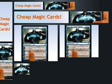 CardShark - MagicCard marketplace