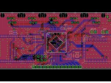 Eagle PCB design Samples