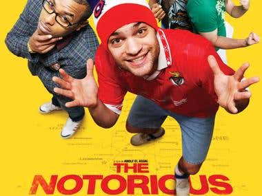 Comedy tagline - The Notorious Guys