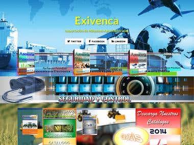 exivenca website