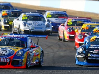 Porsche GT3 Cup Challenge Budget