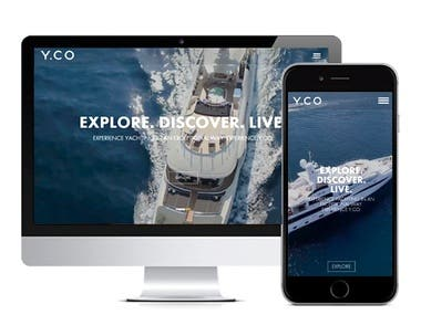 Online Yatch Booking website