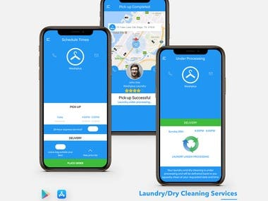 Laundry On Demand