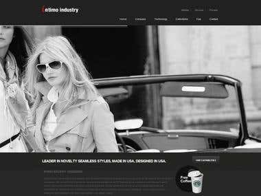Intimo Industry - Wordpress