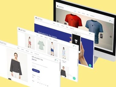 Shopify SPLENDID Web Stores (Any Niche) Complex Websites
