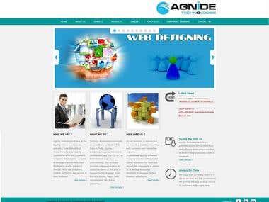 Agnide technologies.