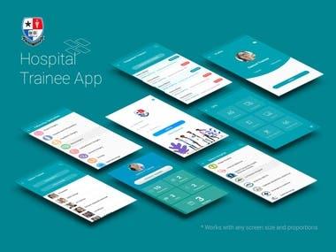 Ghana Hospital Flutter App