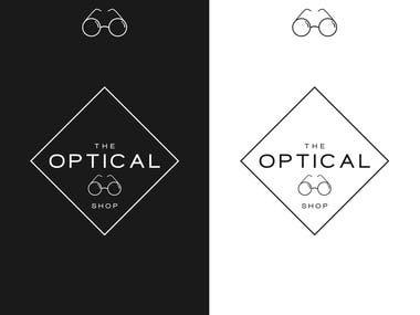The Optical Shop logo