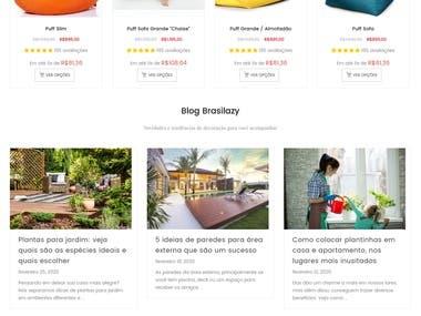 Brazsilazy - Brazil Online Store