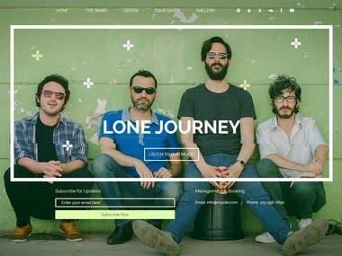 Singers website