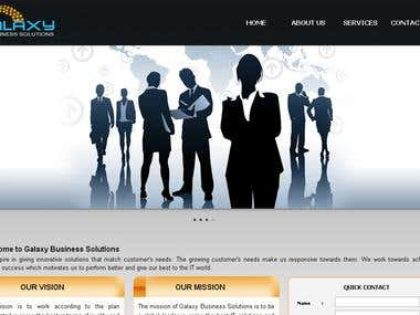 Galaxy Business Solutions