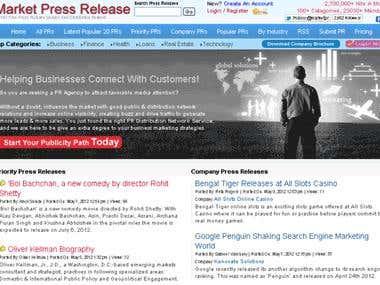 MarketPressRelease - Press Release Distribution Service