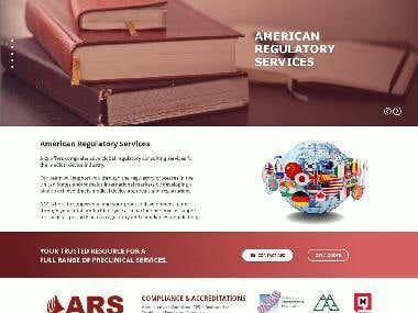 Regulatory Service Redesign