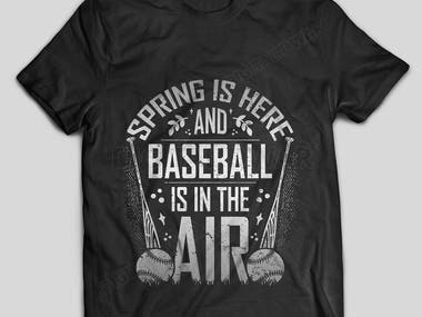 Spring Is Here And Baseball Is In The Air