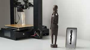 3D human body measuring instrument