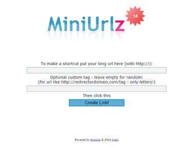 MiniUrlz