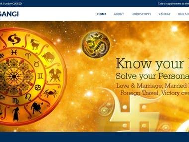 Astrology Website