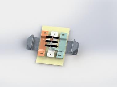 Chassis for Circuit Breaker Model