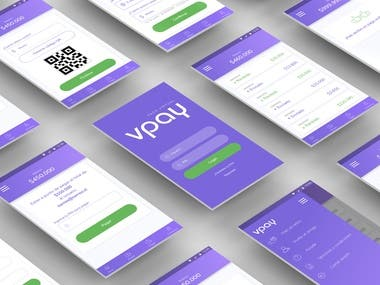 Vpay - Crypto Currency Wallet