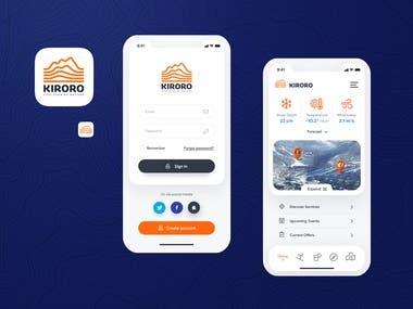 Kiroro resort app