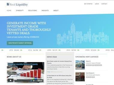 Real Liquidity