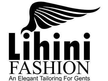 Lihini fashion logo & business card