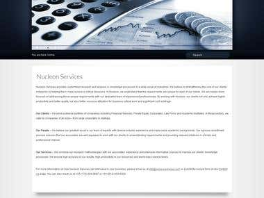 Nucleon Services