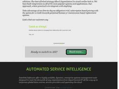 Automated_Service_Intelligence_-_Interlink_Software