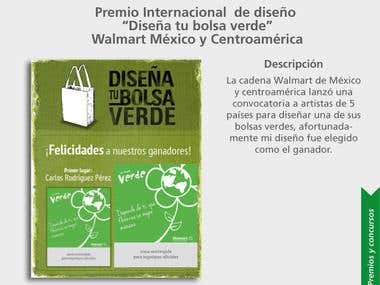 Premio de Diseño Walmart / International Design Award