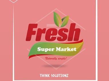 Logo for Super Market