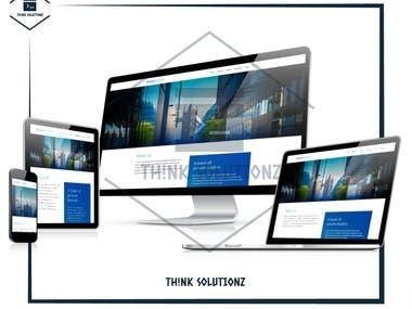 Website Design for Company