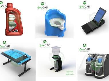 Plastic Consumer Product Design
