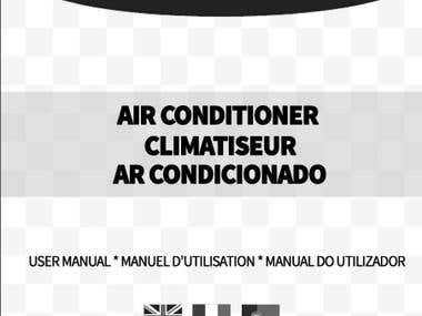 Air conditioner Manual EN > PT