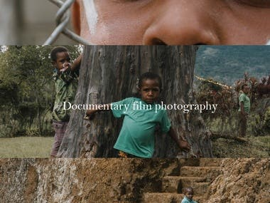 Documentary Filmmaking & Photography
