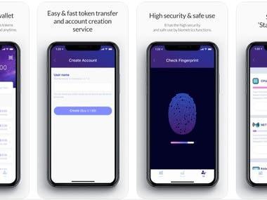 EOS Wallet(IOS/SWIFT )