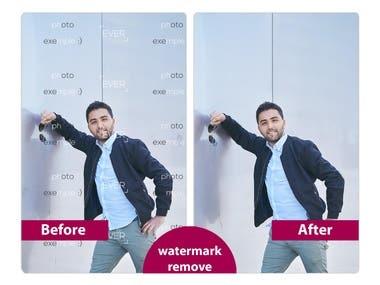 Watermark Remove