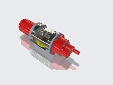 Pump Design | 3D Design | 2D Drafting
