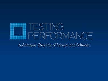 Performance Testing Presentation