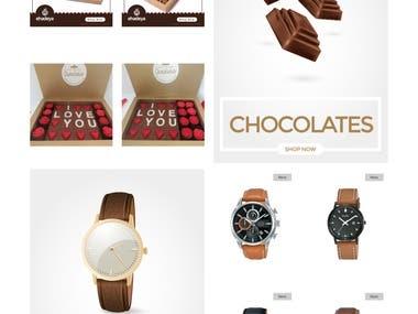 Ehadeya: Online Gift Shop Amman