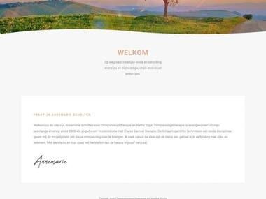 Annemariescholten website