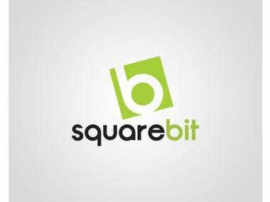 Identity & Branding For Squarebit
